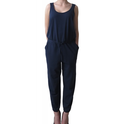 Casual Jumpsuit made of Organic Jersey | billbillundbill