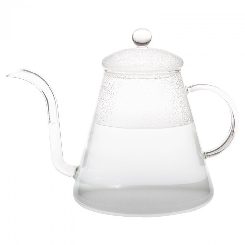 POUR OVER Coffee Glass Kettle, 0.5 l | Trendglas Jena