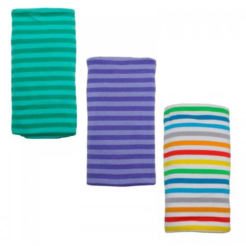 Organic Swaddling Blanket – Baby Blanket Stripes | ImseVimse