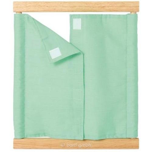 Montessori Dressing Frame Velcro | Bartl