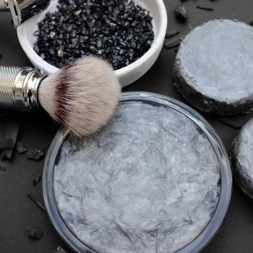 Hand-made eco shaving soap Volcano Surfer | Valloloko