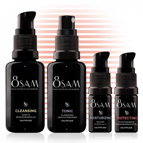 Travel Kit Mild Protecting - vegan natural cosmetics by Blattkultur