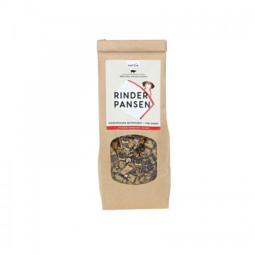 Beef Rumen dried for dogs, Made in Germany by naftie