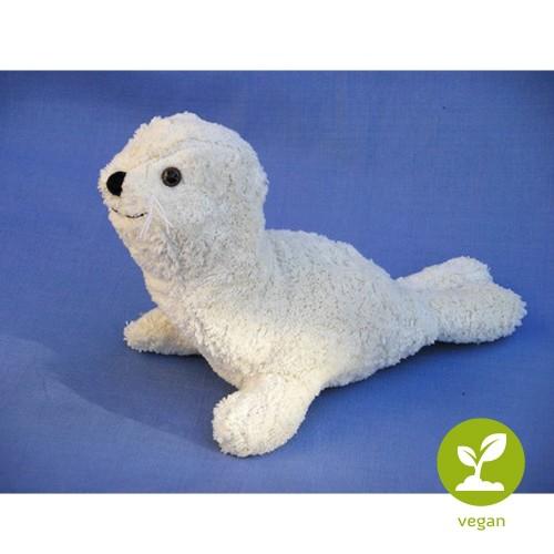 Seal, Kallisto vegan stuffed animals of organic cotton