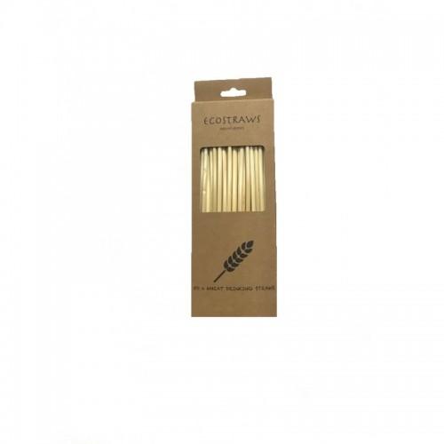 Rye Drinking Straws - organic eco straws | ecobamboo