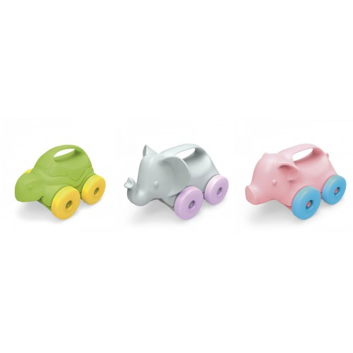 Animals on Wheels by Green Toys