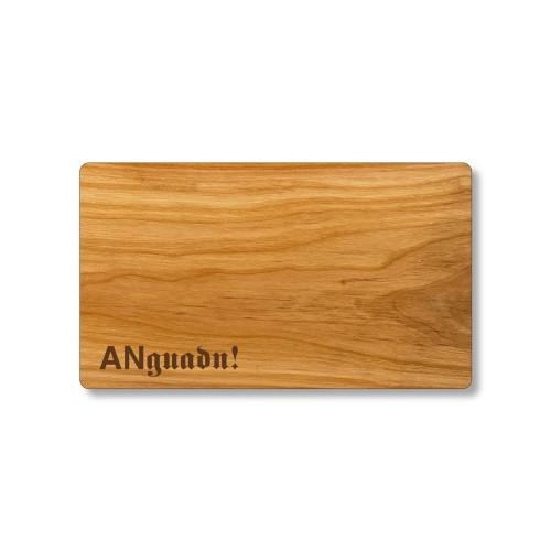 Bon appétit Cherrywood cutting board, Bavarian style | Echtholz