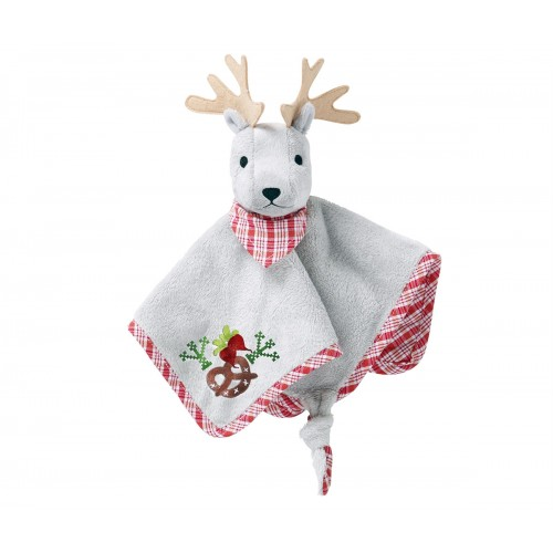 Cuddly toy FRITZI, the deer by nyani