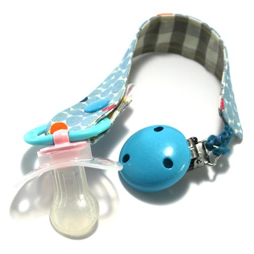 "Organic Dummy Chain ""Pina"" dotty | SonaLisa"