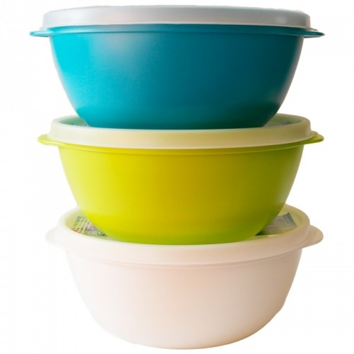 Organic Bioplastic Bowl & Bowl Set with Lid | Biodora
