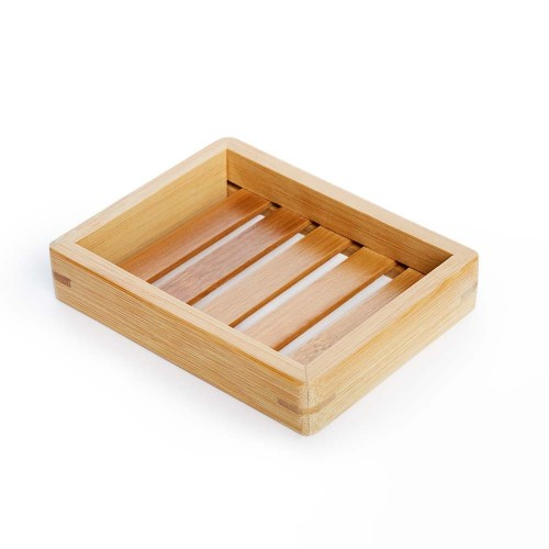 Eco-friendly Bamboo Soap Dish » mehr gruen
