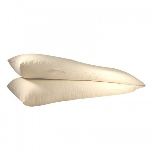 Organic Millet Hulls Side Sleeper Pillow 150x35 cm | speltex