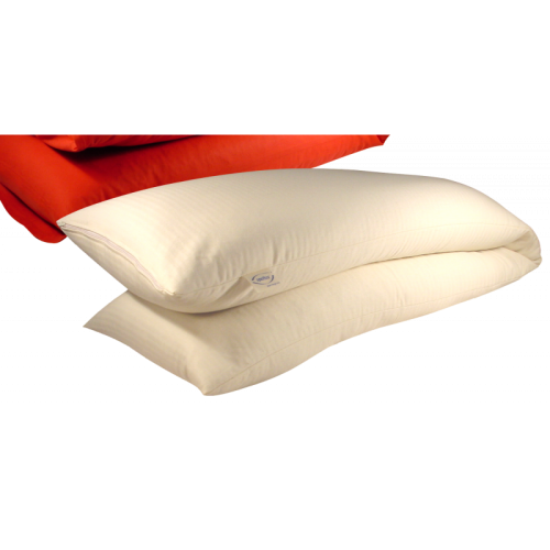 Eco Side Sleeper Pillow with organic fillings | speltex