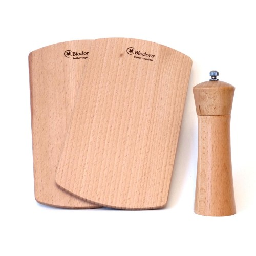 Beechwood Breakfast Boards & Spice Mill » Biodora