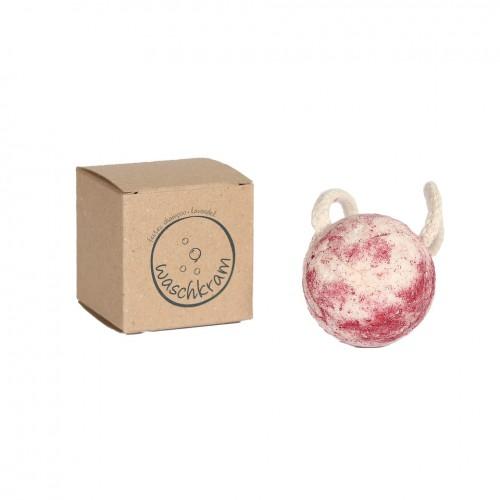Organic Lavender Shampoo-Ball for all types of hair | Waschkram