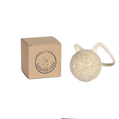 Organic shampoo ball TONKA BEAN for dry hair | Waschkram