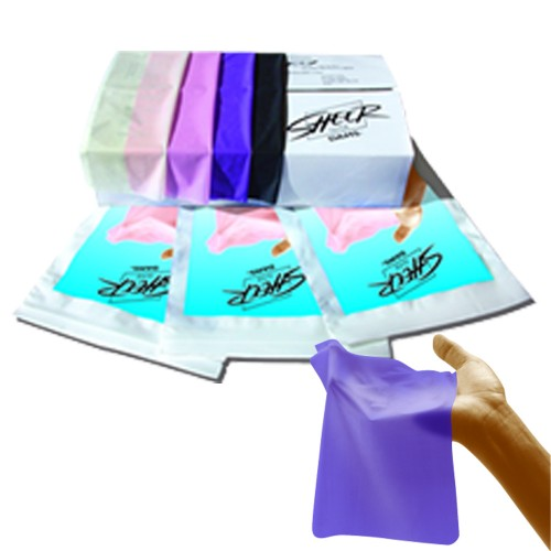Sheer® GLYDE Dams different colours & flavours