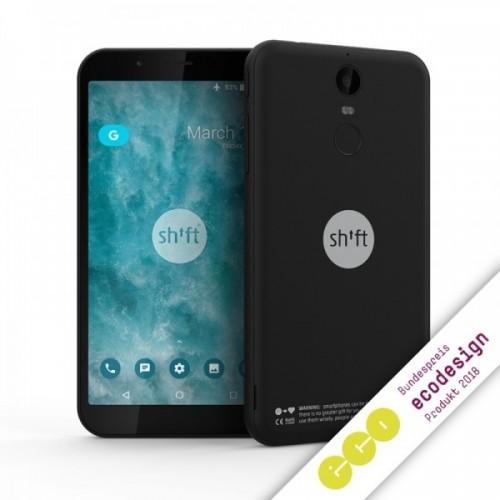 SHIFT6m high-end-Smartphone modular & repairable
