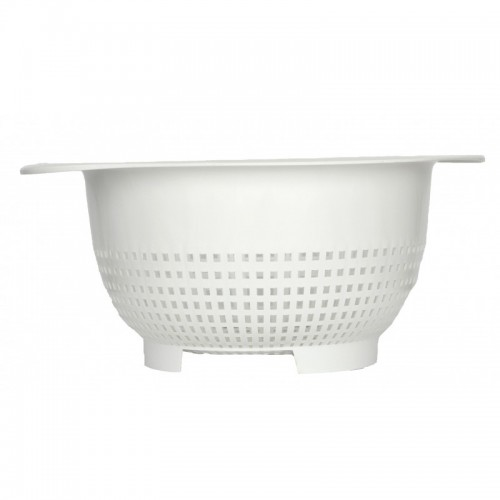 Colander made of bioplastics