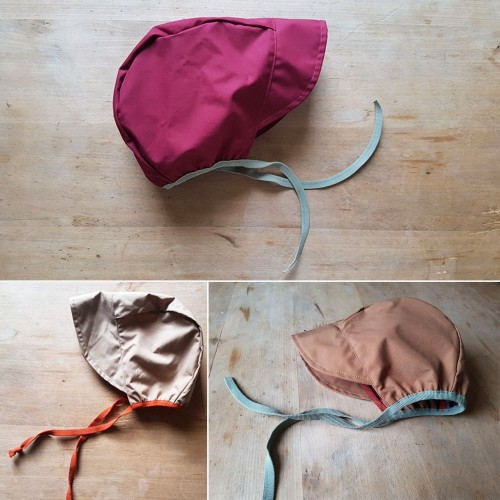 Sun- and Wind Bonnet - Kids Outdoor Hat - Eco Cotton | Ulalue