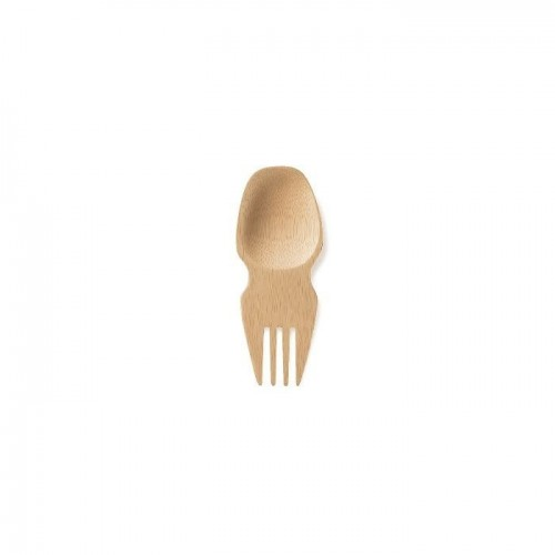 Bamboo Spork - reusable mini cutlery for on the go | bambu