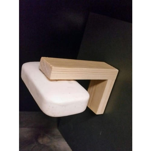 Eco Magnetic Soap Holder local wood » D.O.M.
