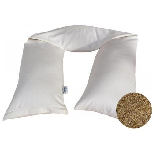 Organic Spelt Husks Breastfeeding Pillow 170x28 cm | speltex