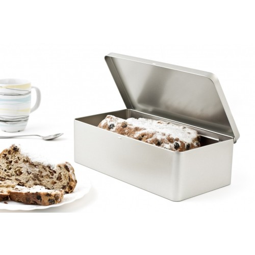 Tinplate Storage Box for stollen, cookies & gifts | Tindobo