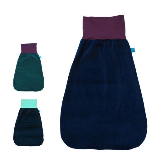 Eco Cotton Swaddle Wrap Plain & colourful waist » bingabonga