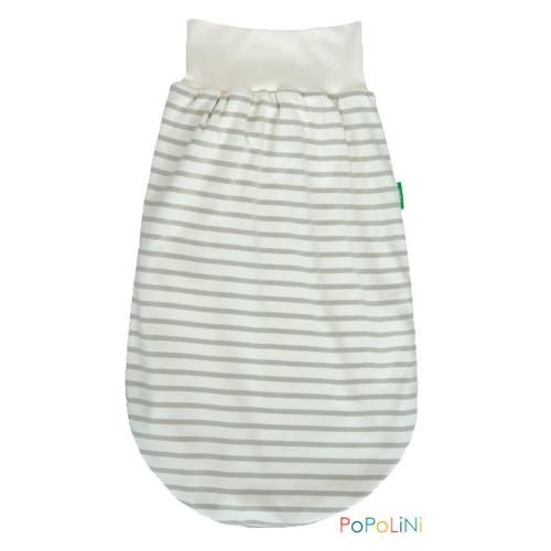 Popolini Eco Romper Bag Summer – Interlock Sand/Natural