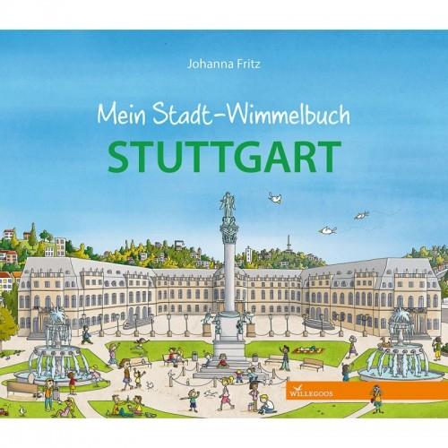 Potsdam - German Children's Discovery Picture Book | Willegoos