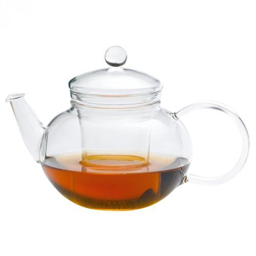 Trendglas Jena Glass Teapot MIKO 0,8 L glass strainer