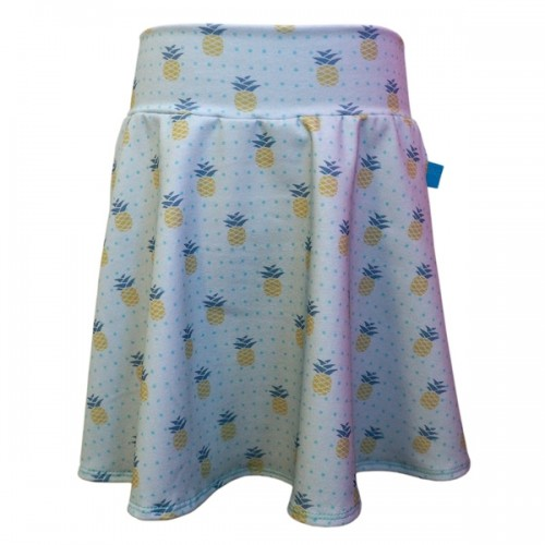 bingabonga Circle Skirt Pineapple kids