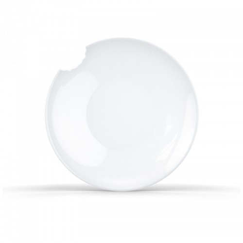Deep Plates with bite made of hard porcelain, 2-part | 58Products