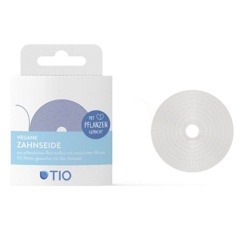 TIOfloss vegan dental floss | TIOcare