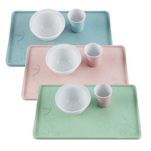 Hevea Placemat Upcycled Natural Rubber