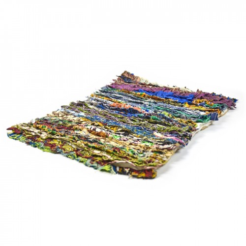 Upcycling patchwork rug 2 by reditum