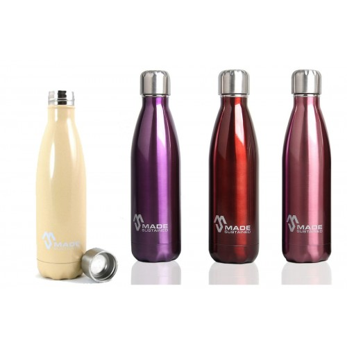 Made Sustained Stainless Steel Bottle Glossy