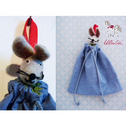 """Organic Cloth Bags """"Mouse"""" for Baby Bed   Ulalue"""