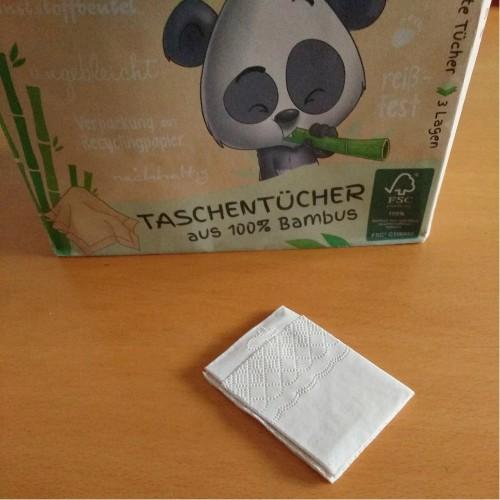 Smooth Panda Vegan Bamboo Tissues