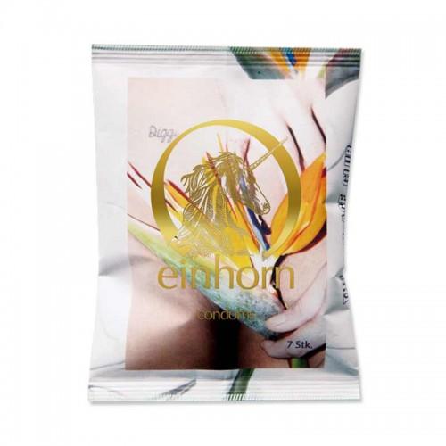 Make Love: Vegane Öko Kondome | einhorn