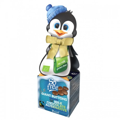 Plamil So free Fairtrade Vegan Chocolate Penguin Box