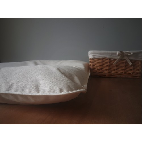 Eco Changing Table Cushion with Spelt Filling | Ulalue