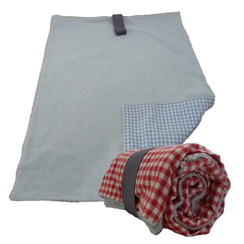 Portable Organic Changing Pad for Baby, chequered   Ulalue