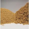 Neck Cushion Organic Millet Shells + Natural Rubber
