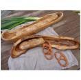 Olive Wood Bread Bowl - various Length | Olivenholz erleben