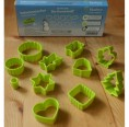 Cookie Cutter Set made of bioplastics | Biodora
