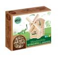 Varis Windmill 47 wooden Building Set