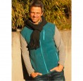 Men's Fleece Scarf made of Eco Wool   Reiff