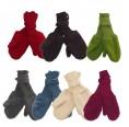 Reiff Kids woolen Fleece Gloves of Eco Wool